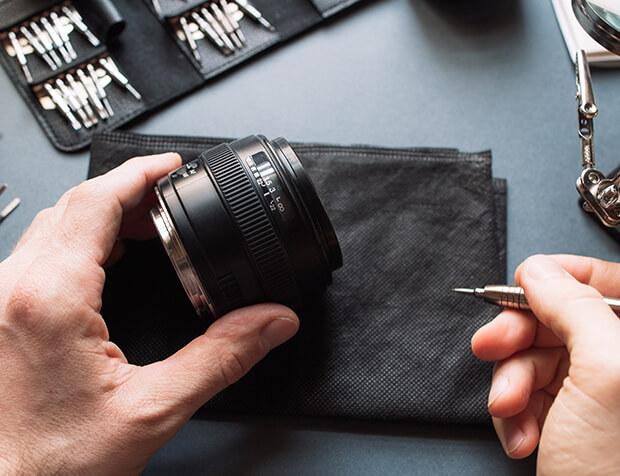 Camera & Equipment Repair