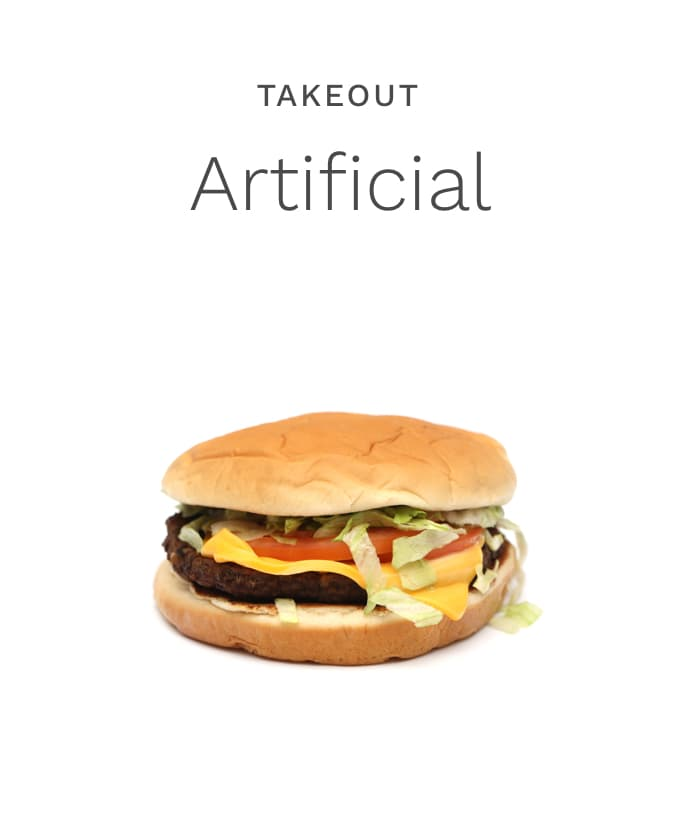 Takeout Artificial