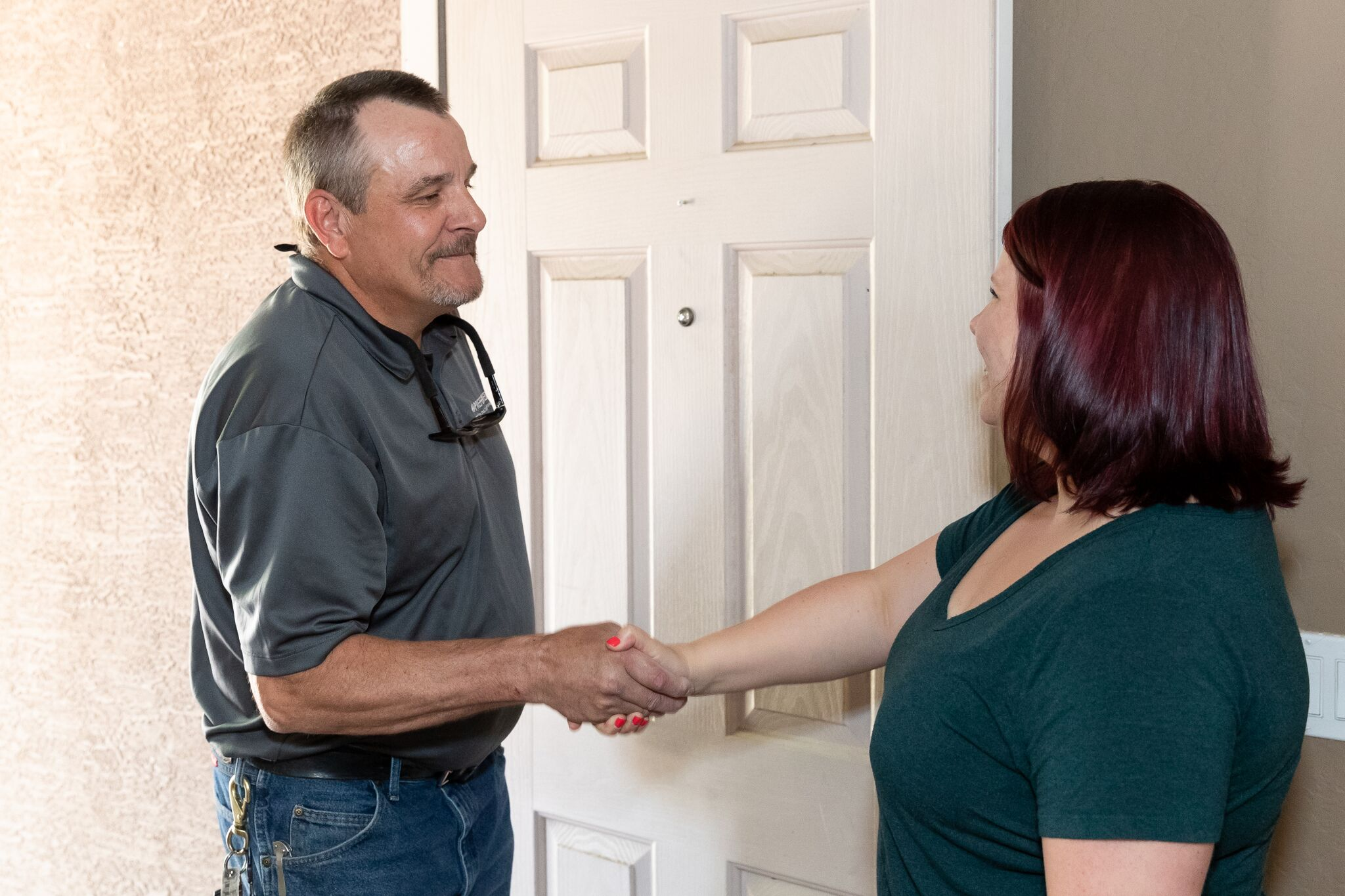 We are a customer-service oriented residential home comfort company