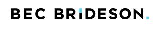 Bec Brideson logo