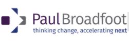 Paul Broadfoot logo