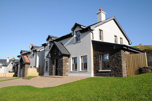 Photo of our large luxury family holiday homes in Dingle, Kerry, Ireland