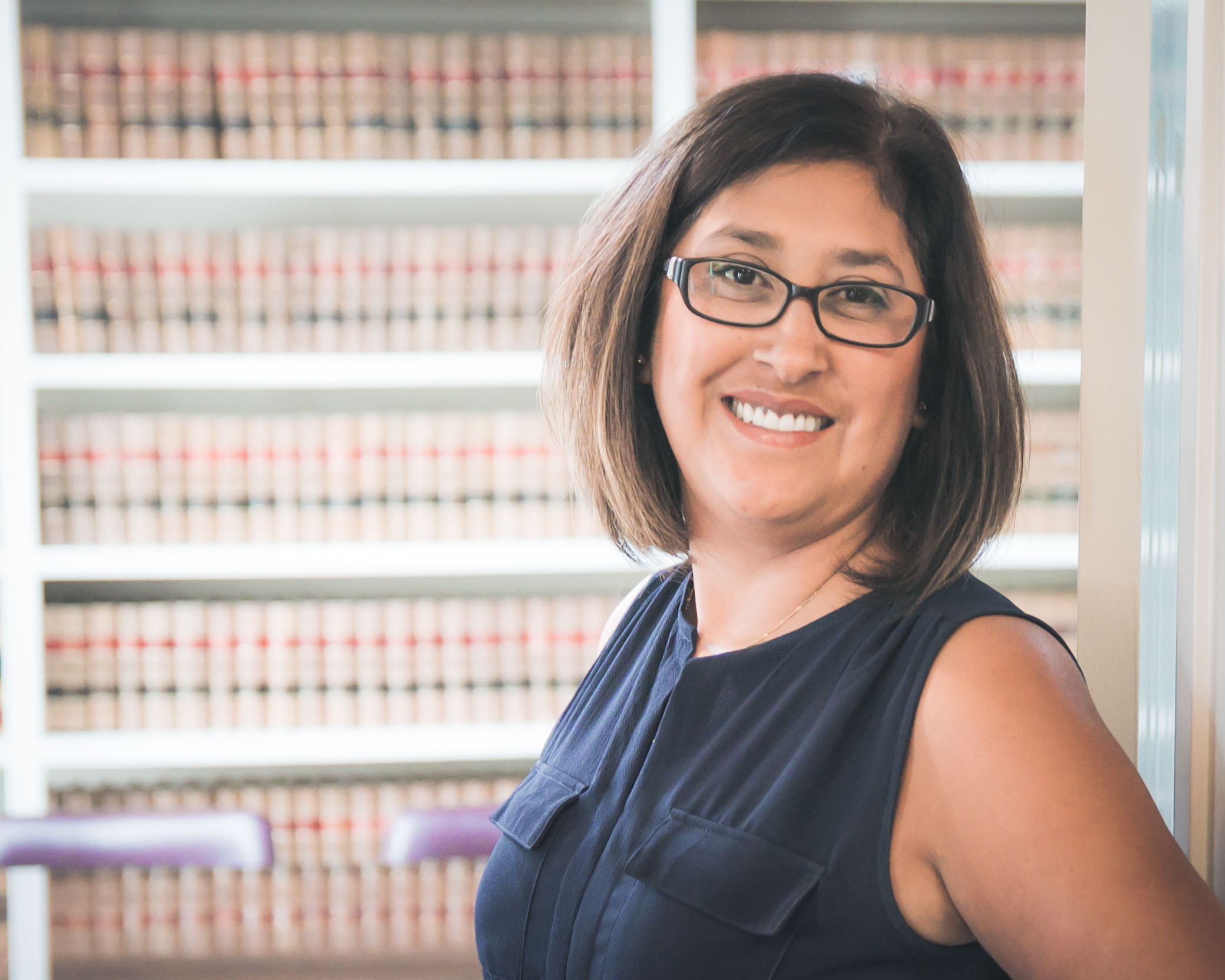 Renee Aguilar, Law Office Courier