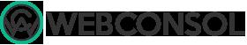 WEBCONSOL Logo