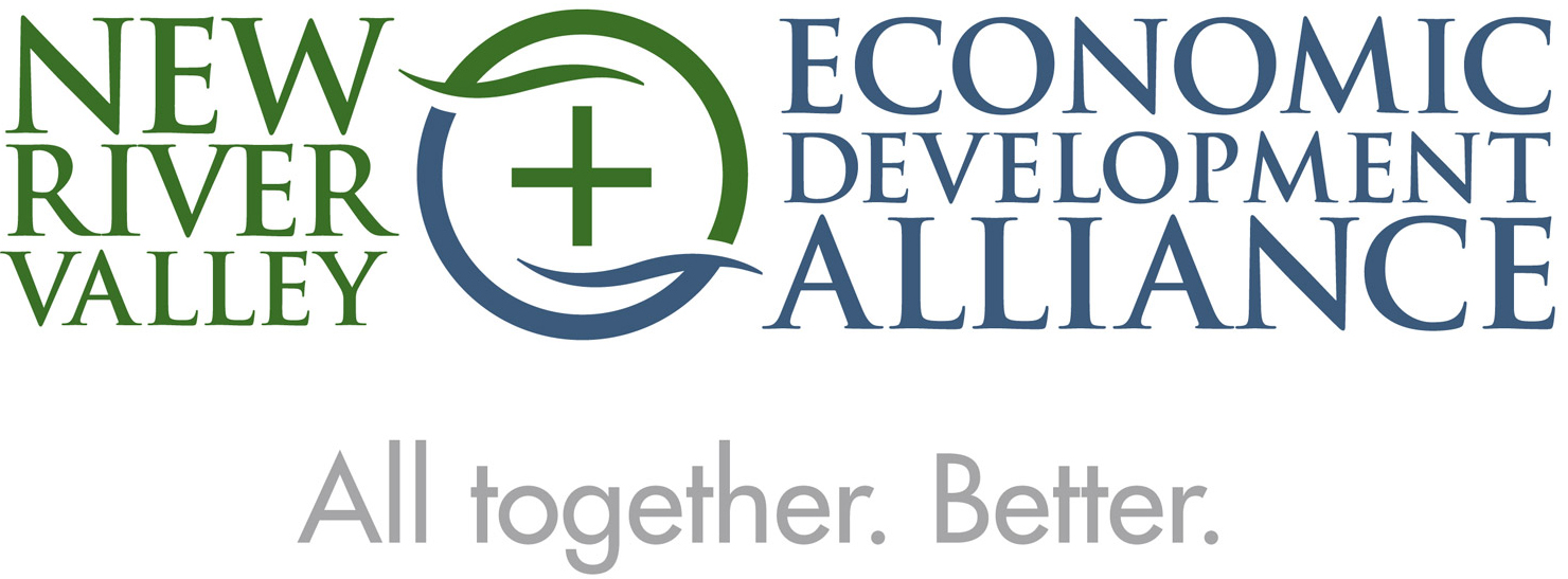 New River Valley Economic Development Alliance Old Logo