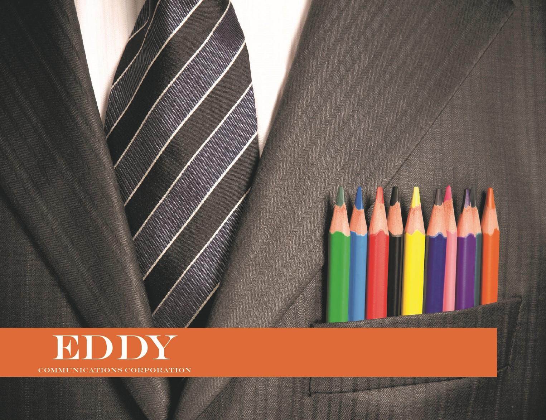 Eddy Communications Logo