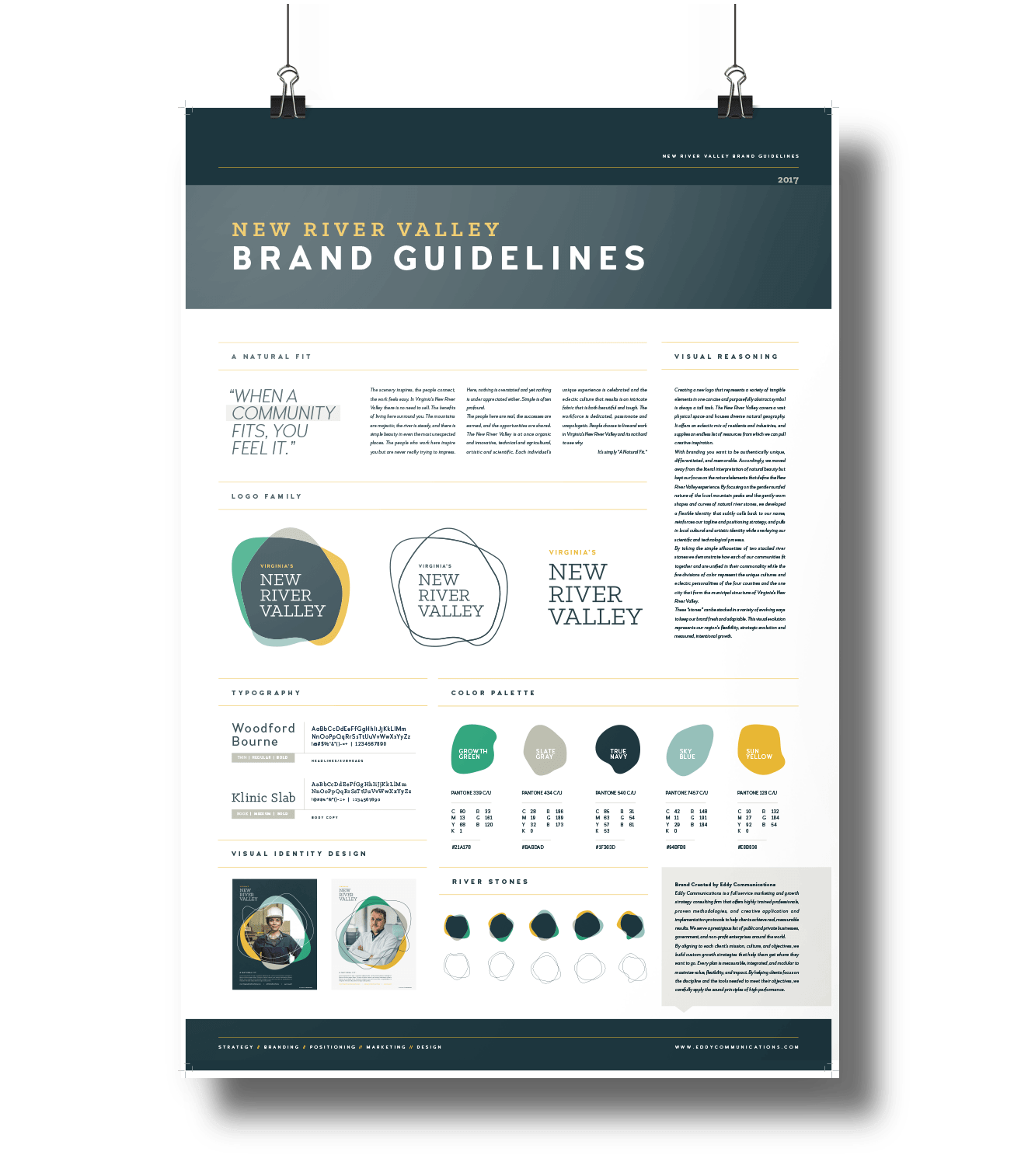 New River Valley Brand Guidlines