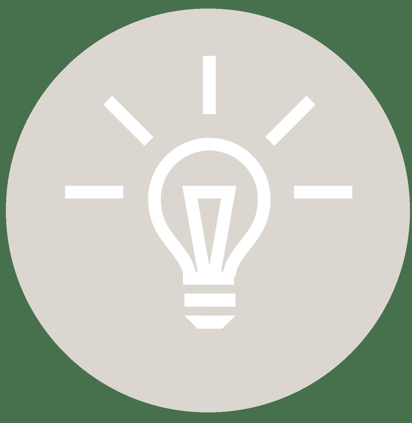 Light Creative Icon