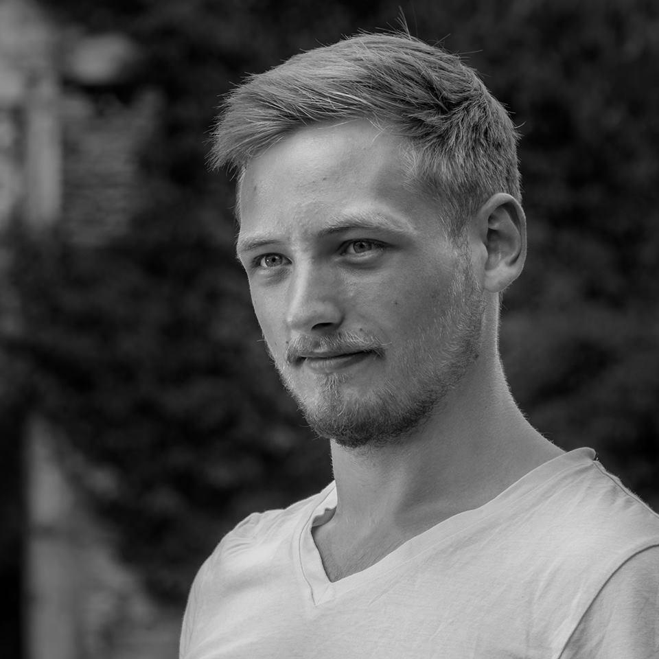 Filmemacher und Drhnenpilot Jannes Kuhlmann