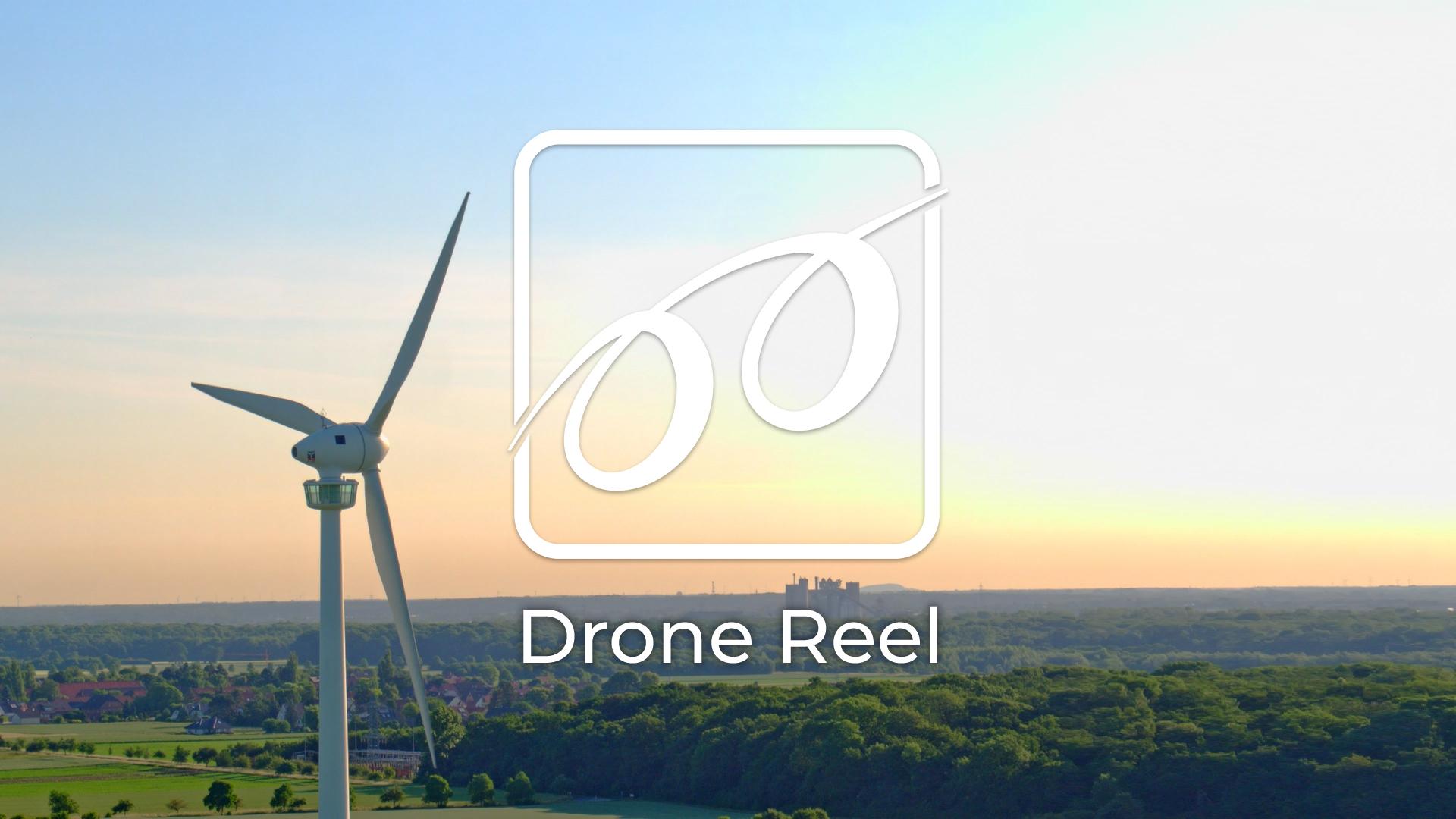 Drohne Showreel Noordwind Filme