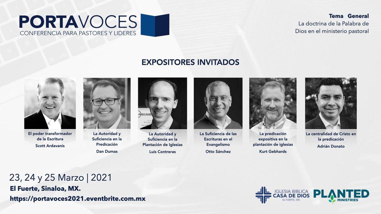 Conferencia PortaVoces