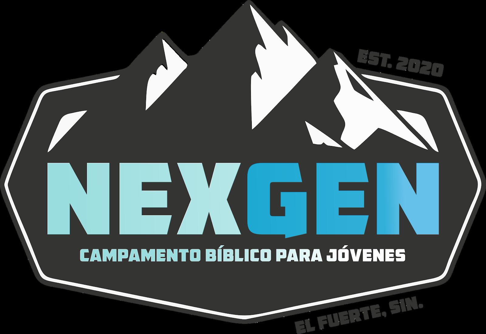 NEXGEN campamento biblico para jovenes
