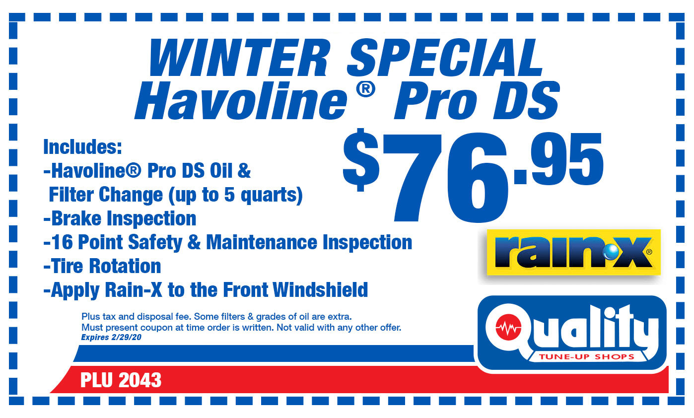 Winter Special Havoline Pro DS