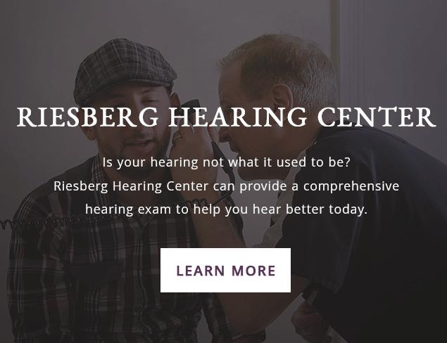 Riesberg Hearing Center