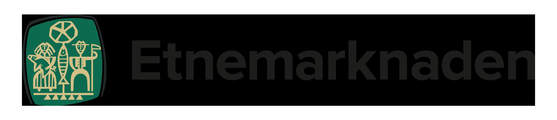 Bilete av Etnemarknaden logo