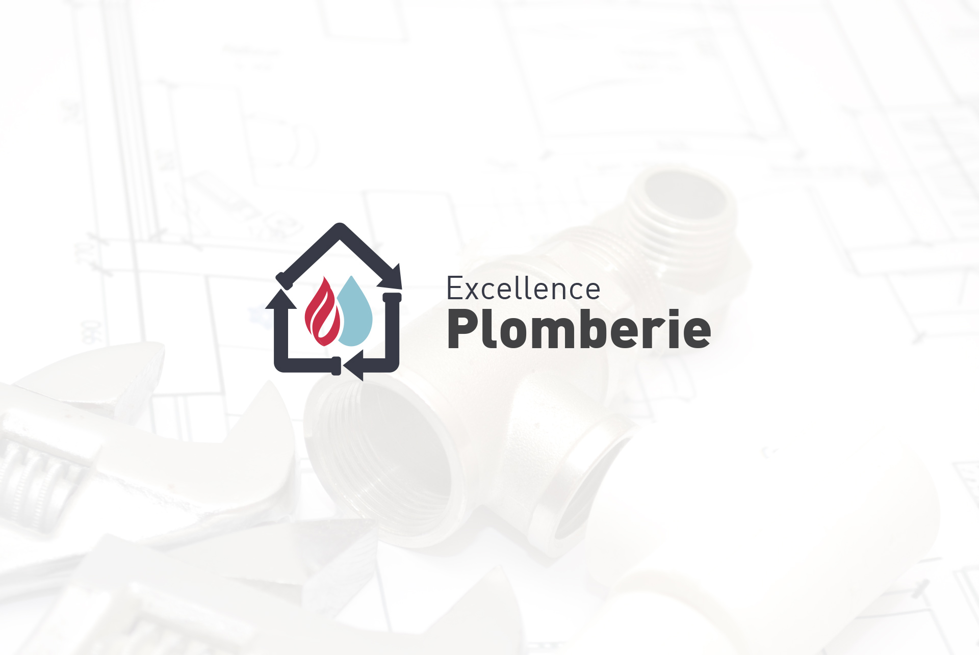 Logo / Excellence plomberie