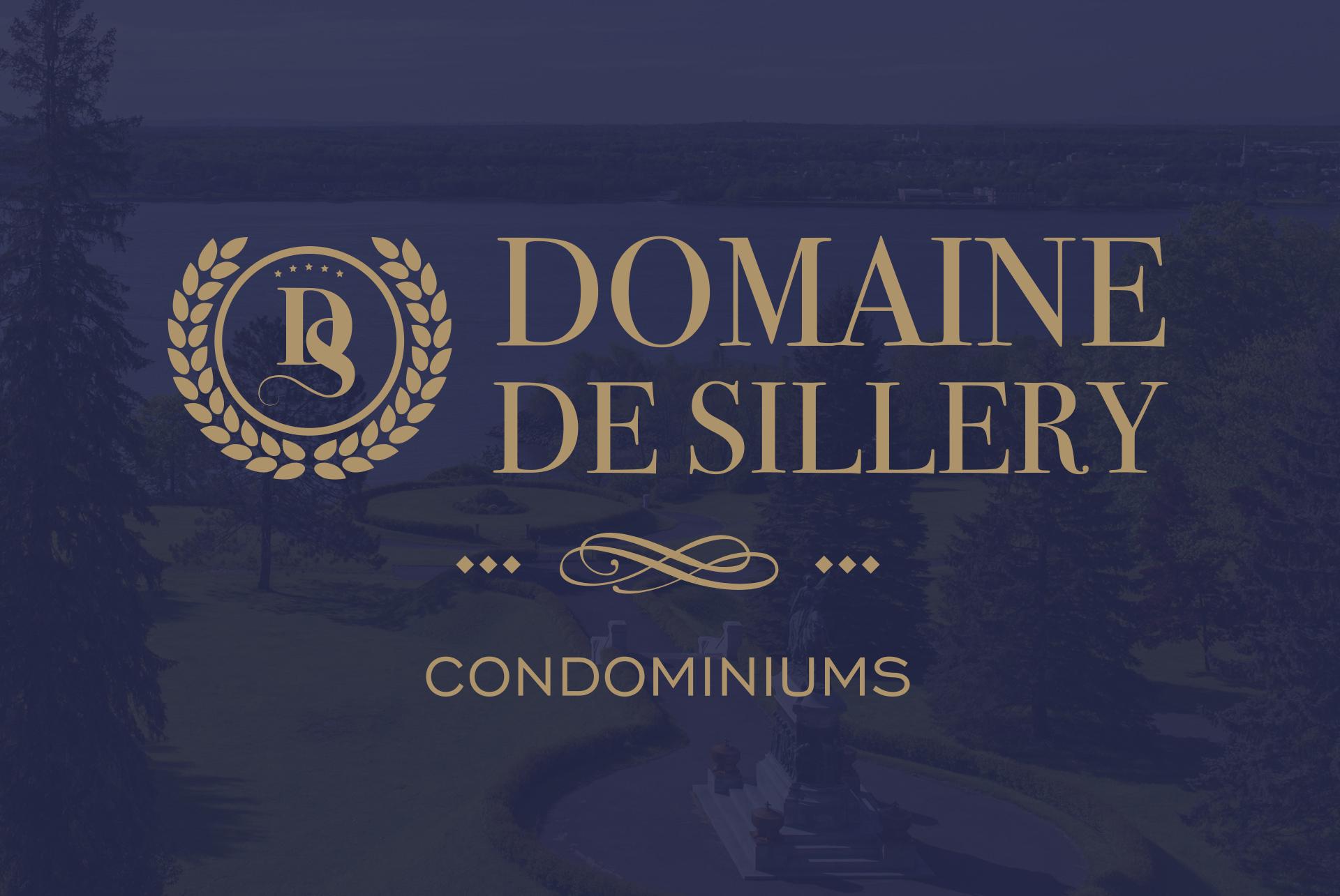 Logo / Domaine de Sillery