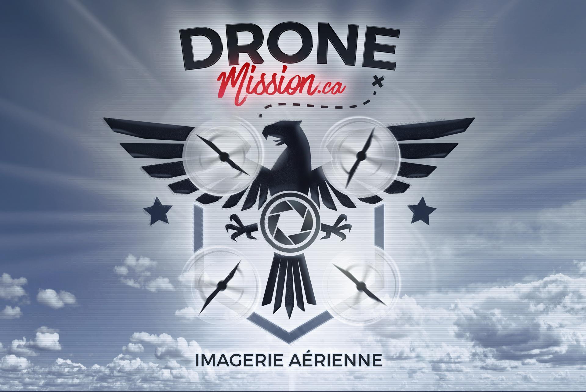 Logo / Drone mission