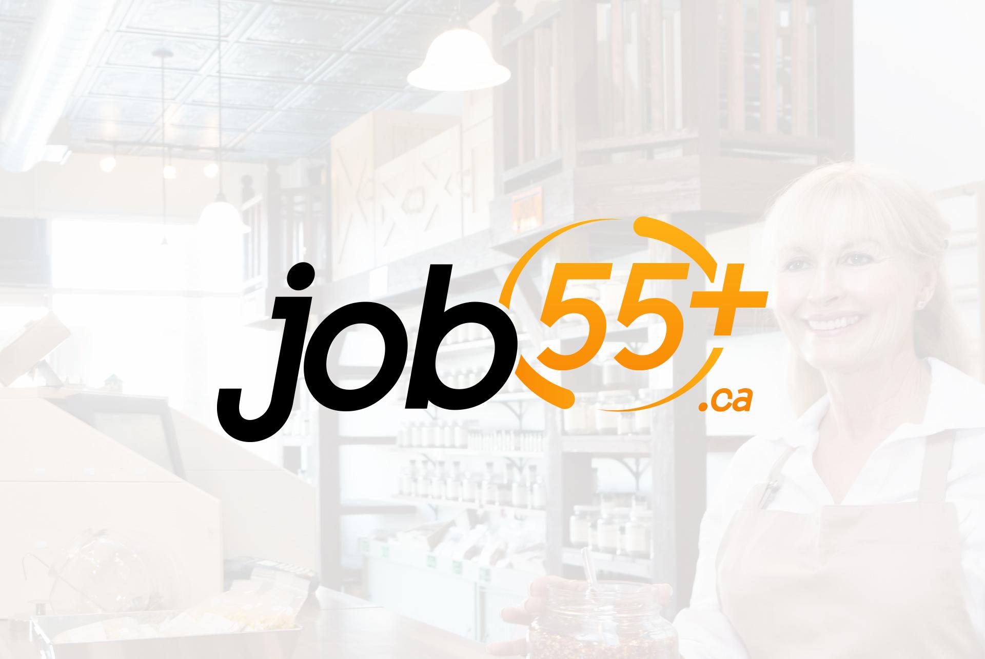 Logo / Job55+