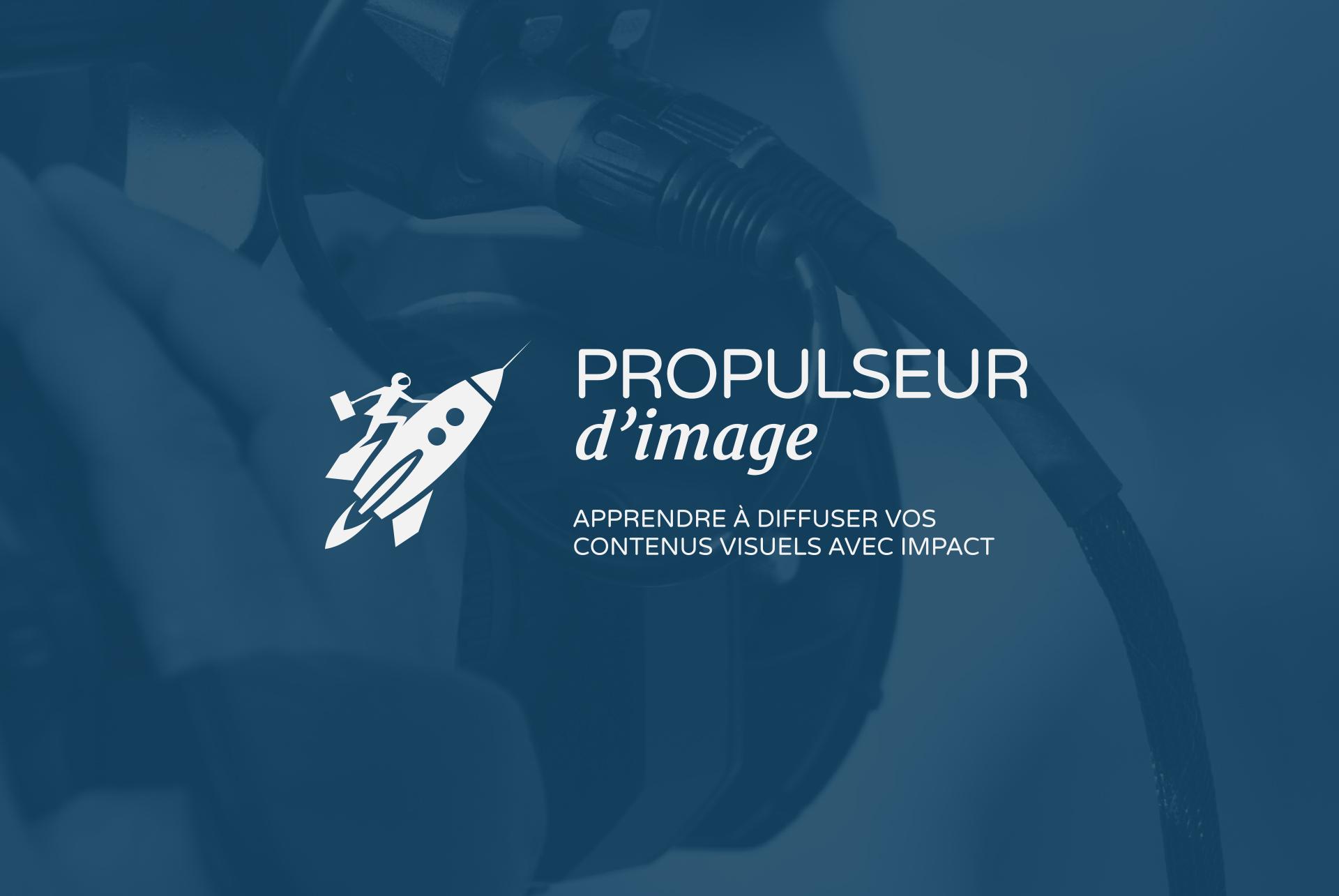 Logo / Propulseur d'image