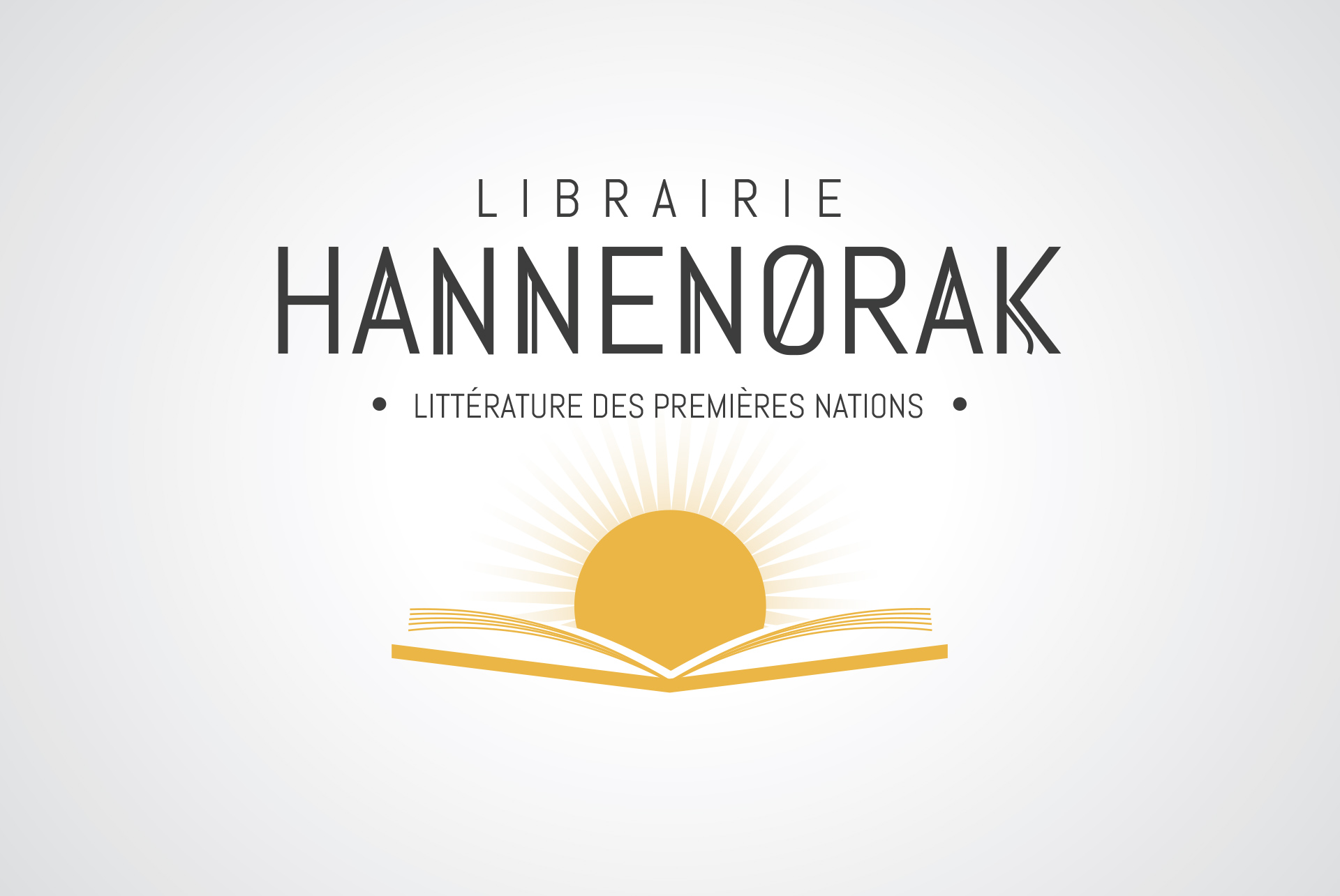 Logo / Librairie Hannenorak