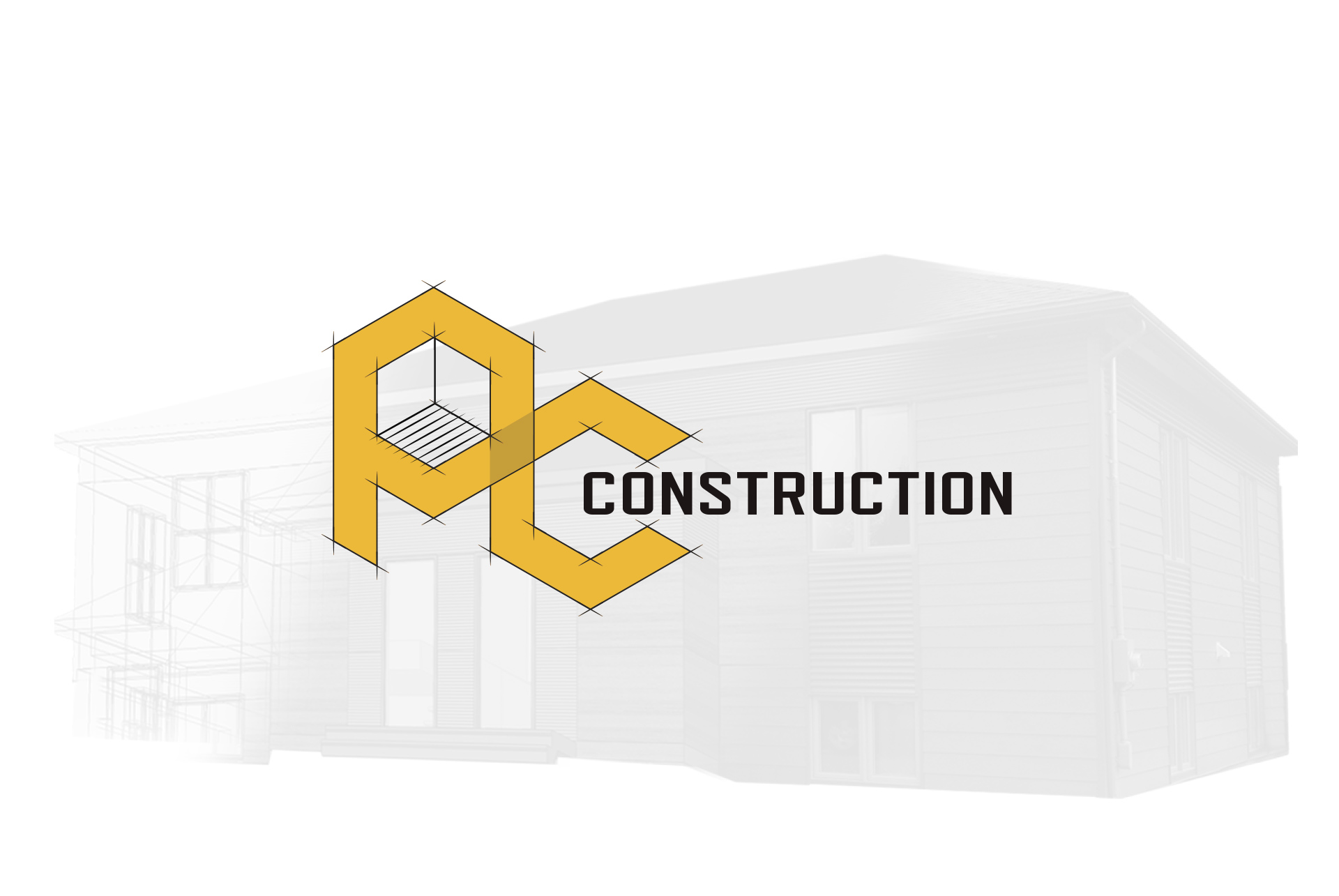 Logo / PC Construction
