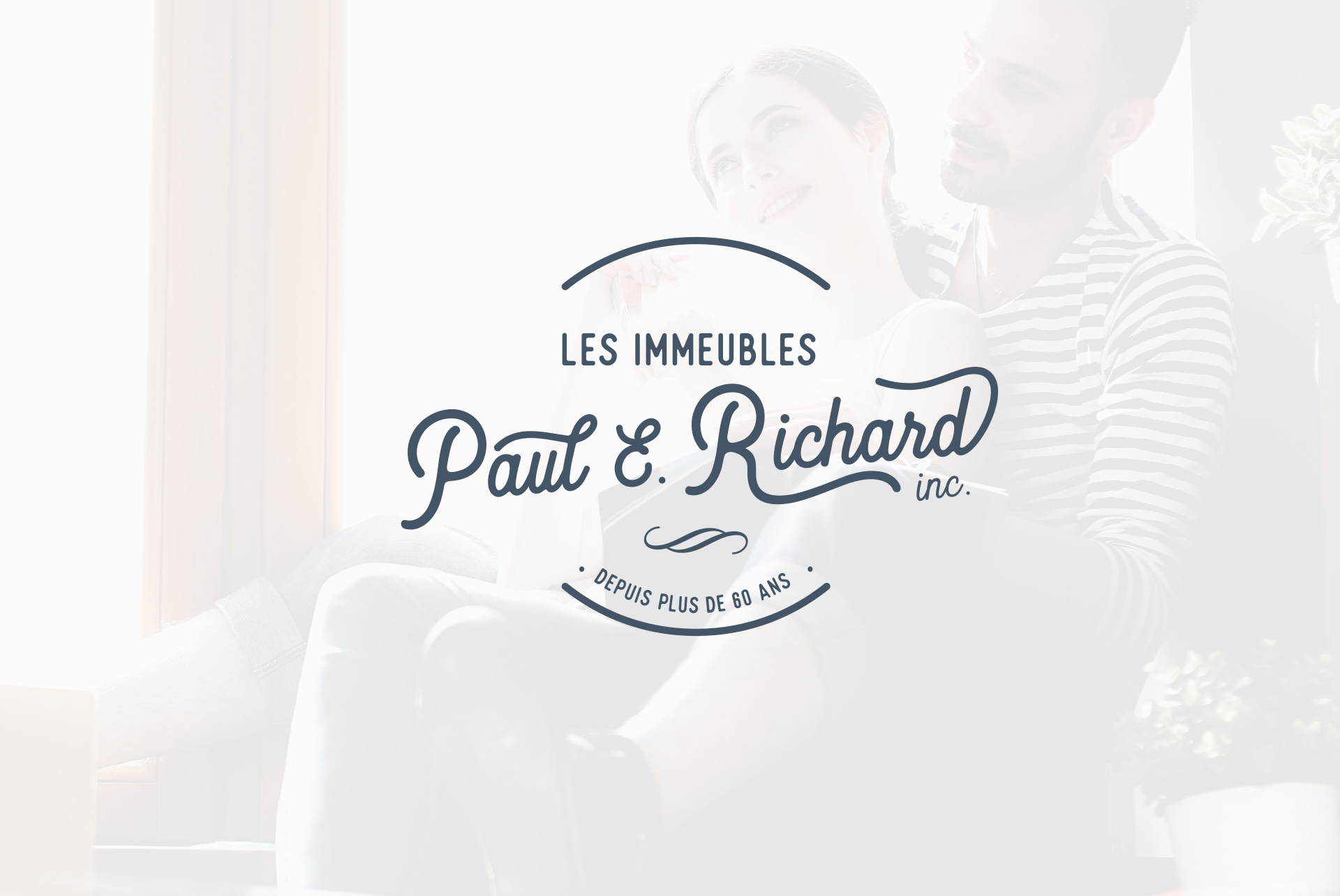 Logo / Immeubles Paul E Richard inc.