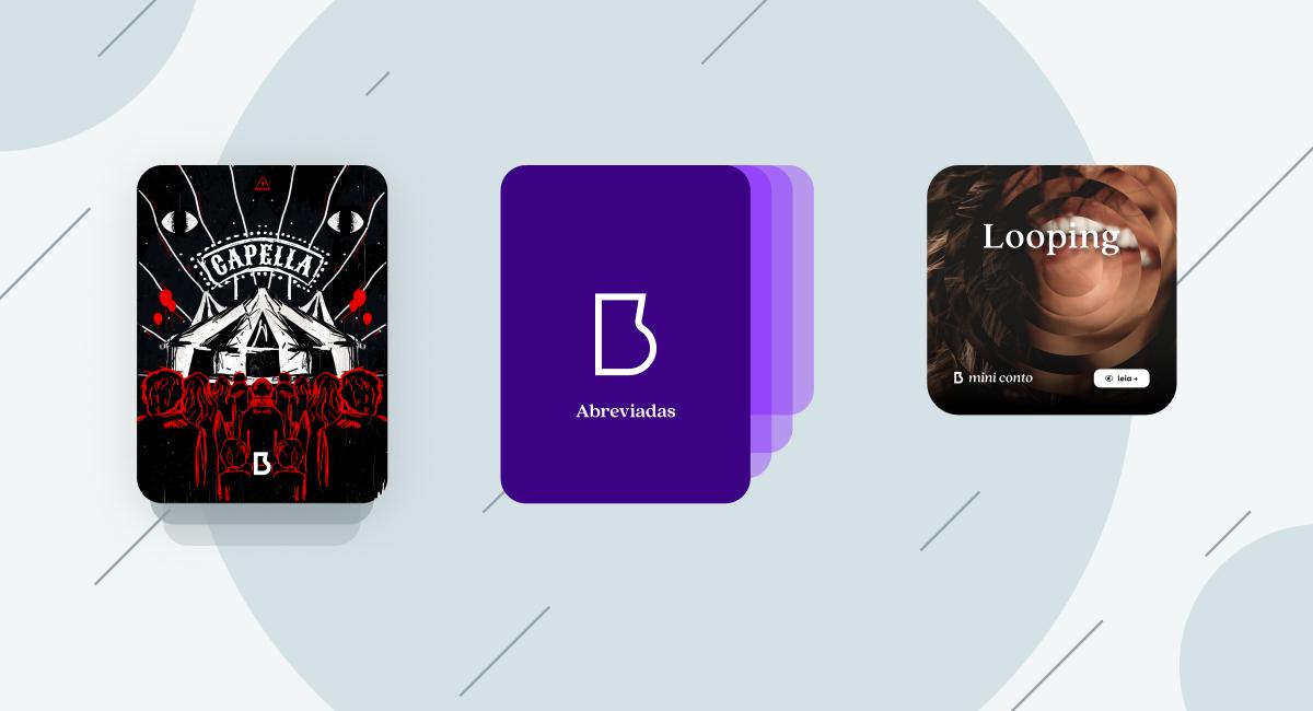 Para as Publicações em Série da Bilbbo, as Abreviadas chegam para conectar nossos Mini Contos e Antologias Originais.