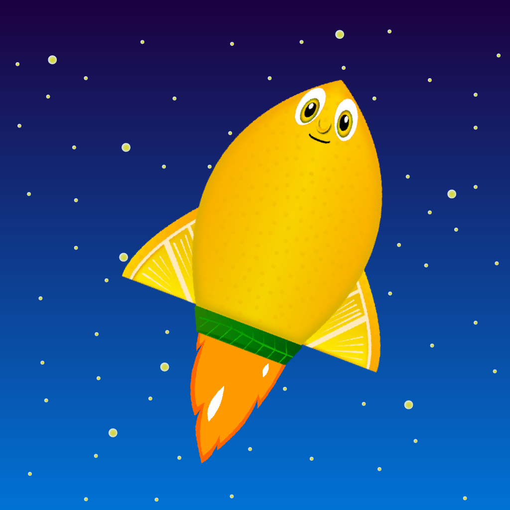 Fruit Rockets Multiplication game