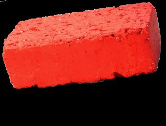 Mhood Mentors floating red bricj