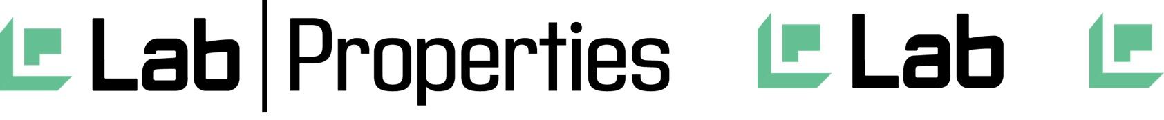 Lab full signature logo and icon