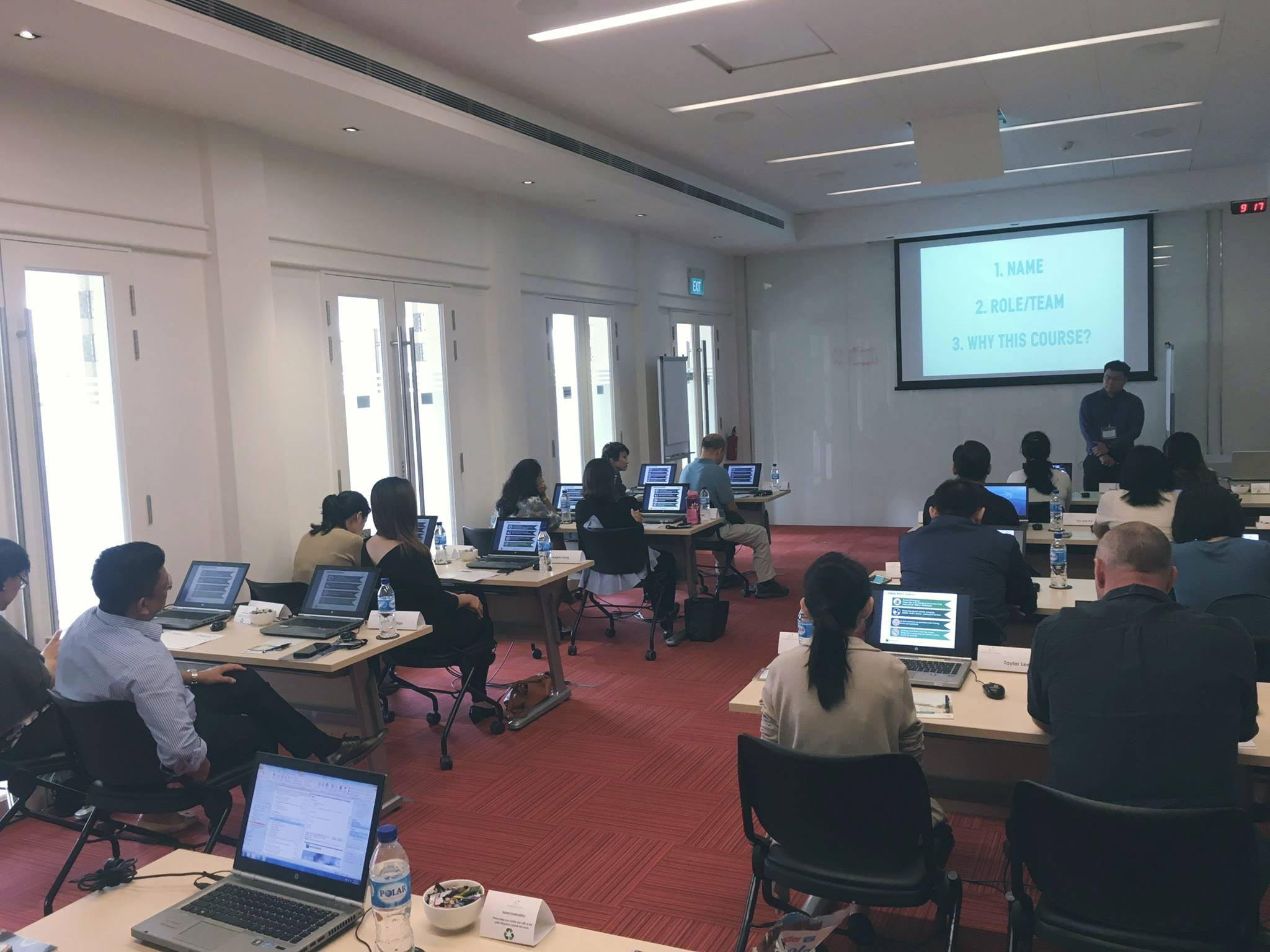 Collective Campus delivered a 1-day 'Introduction to Data Science' course for over 20 participants.