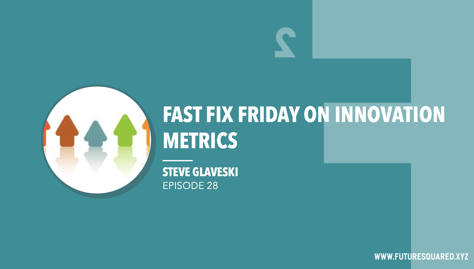 Future Squared Episode #28: Fast Fix Friday on Innovation Metrics