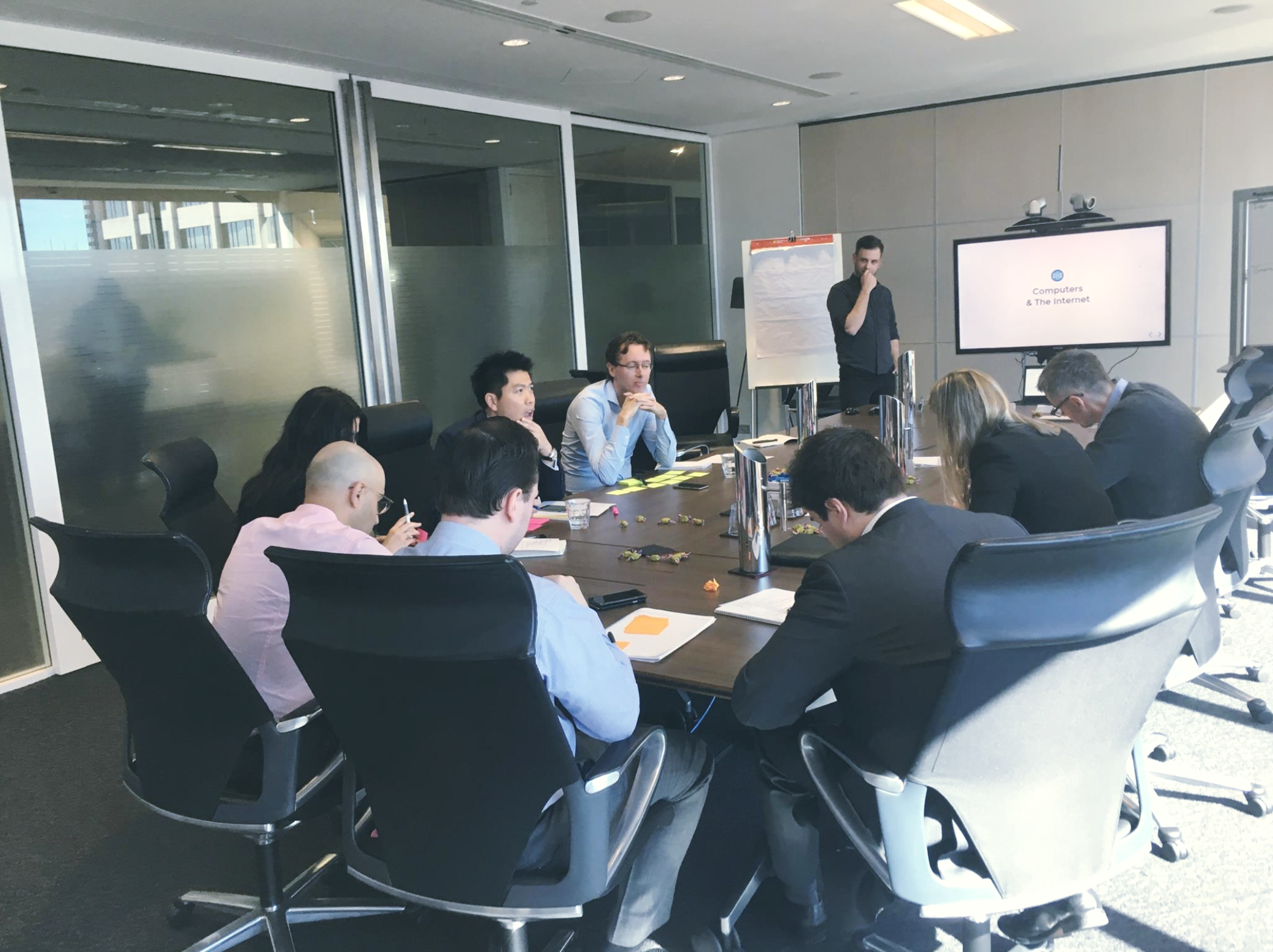 Collective Campus delivered a 1-day 'Digital Awareness' course for lawyers across Sydney, Singapore and Hong Kong.