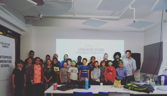 LaunchVic Gives the Nod to Lemonade Stand and Victorian Childpreneurs!