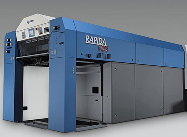 rapida 105 printing in worksop