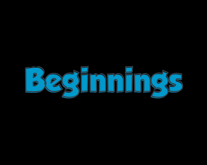Beginnings Logo