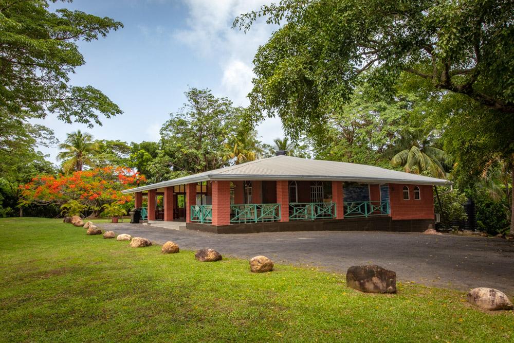 Toucan House