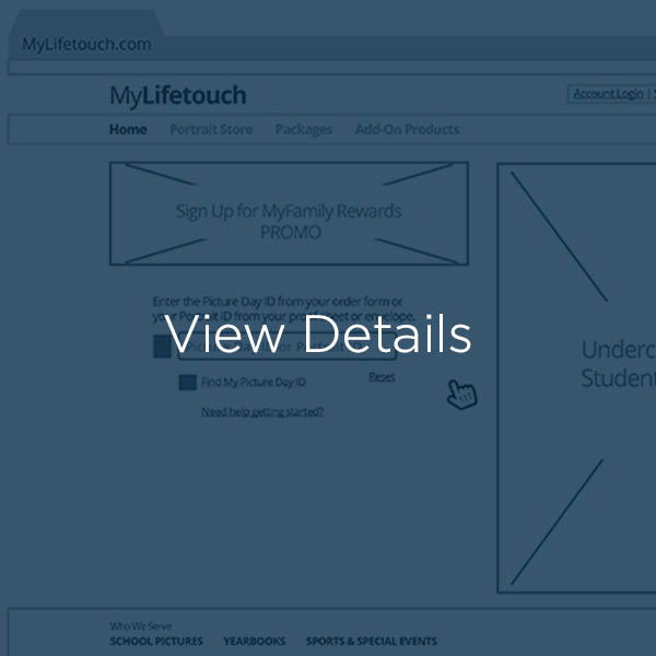 Large View Wireframe