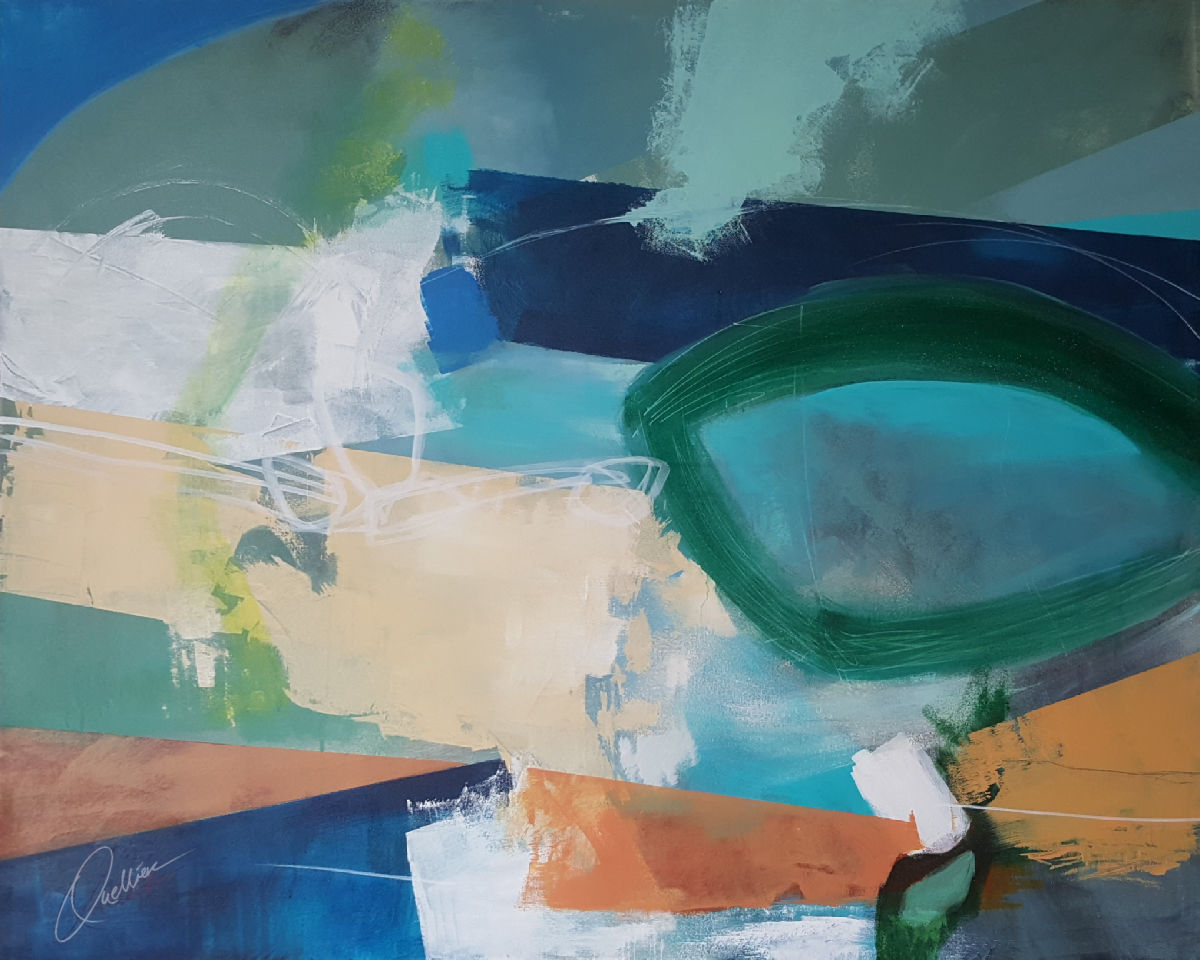 Strong Winds 24x36
