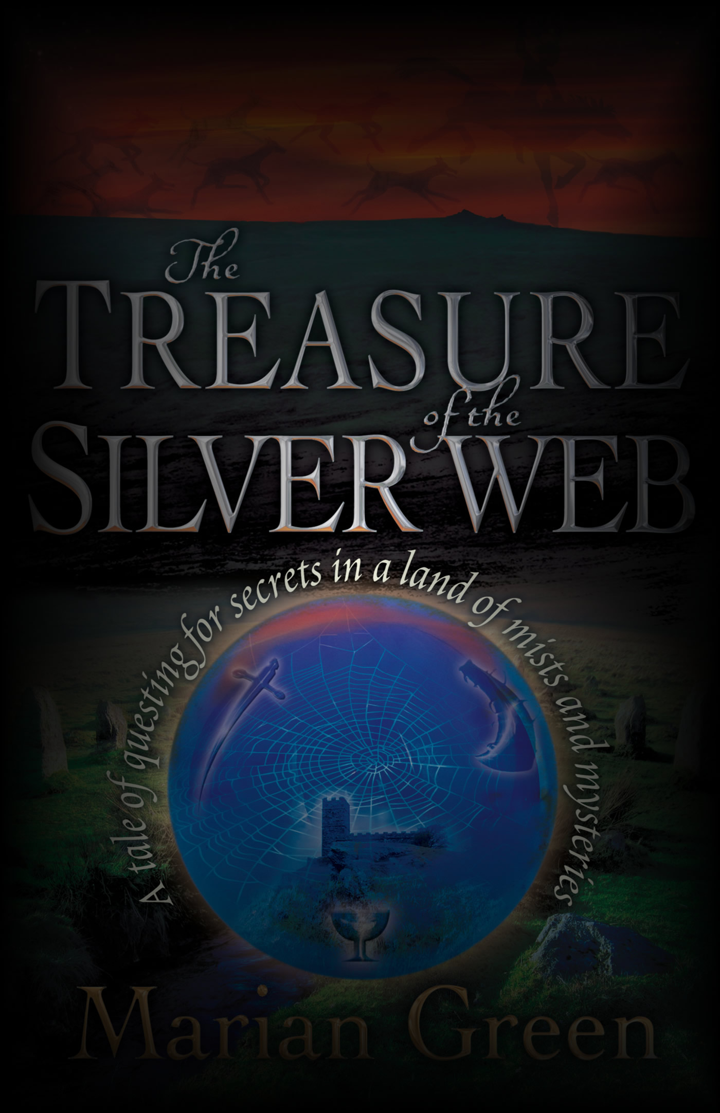 The Treasure of the Silver Web
