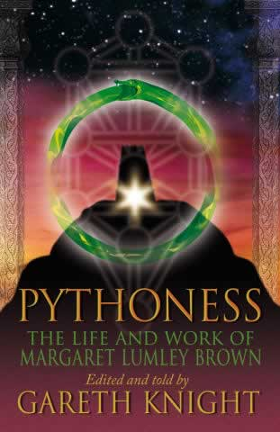 Pythoness the Life and Work of Margaret Lunley Brown