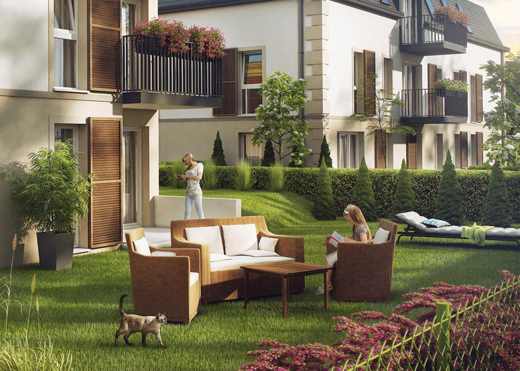 Villa Saint Ferdinand - une Immobilier de Argenteuil