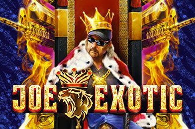 Red Tiger unveils new Joe Exotic™ slot