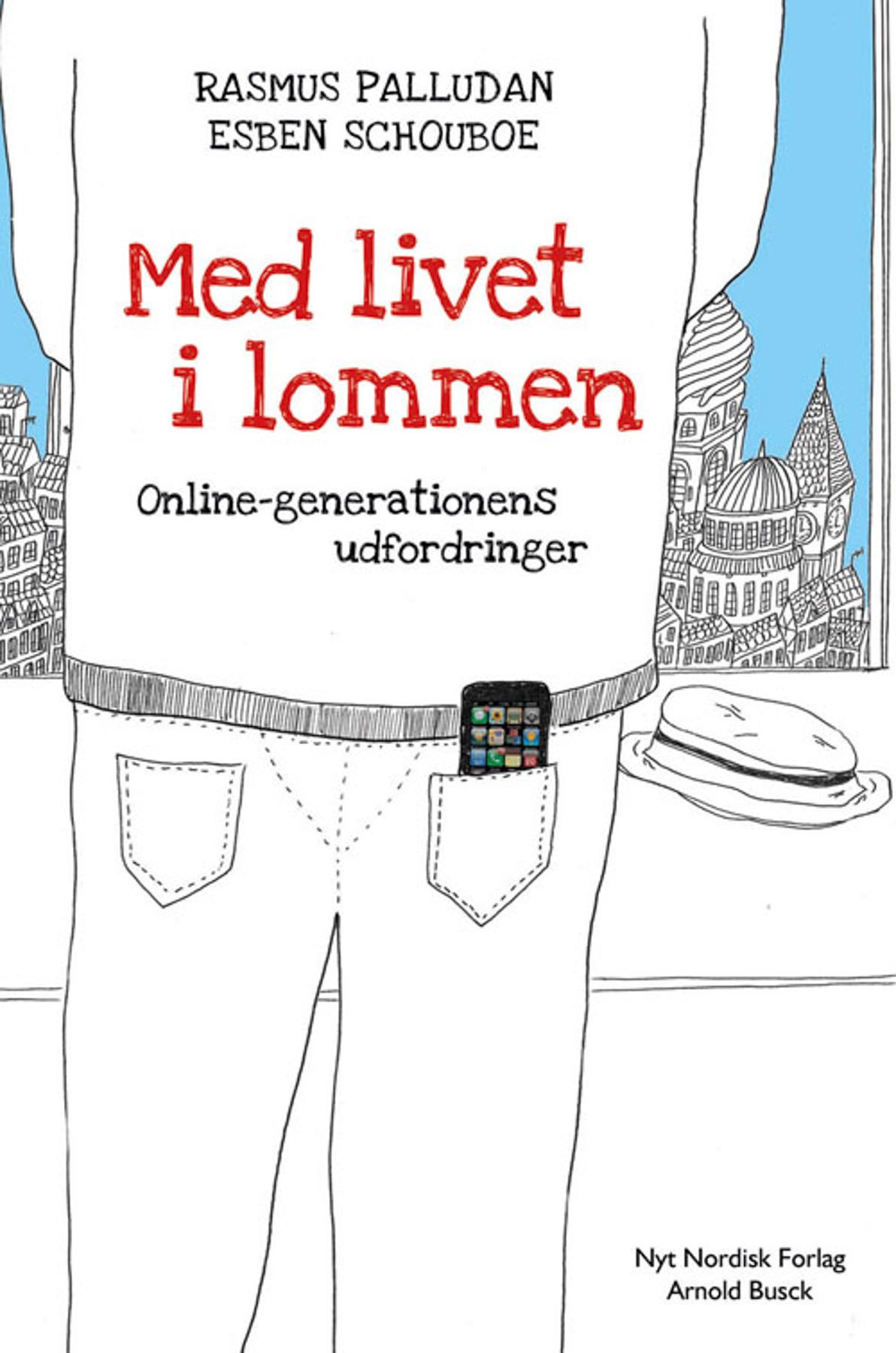 """""""MedLivet ILommen"""", RasmusPalludan & Esben Schouboe, 2012"""
