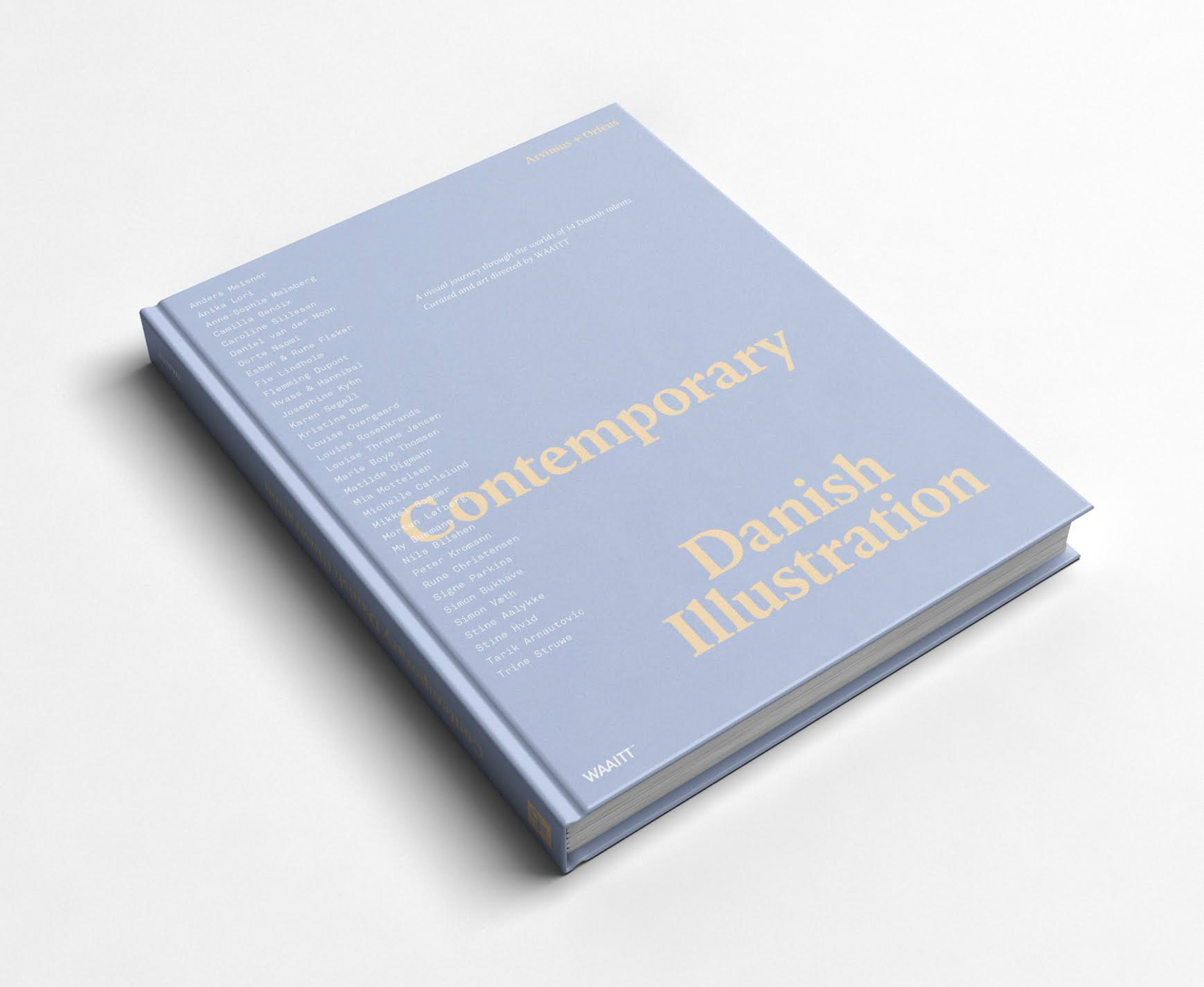 Contemporary Danish Illustrations, WAAITT