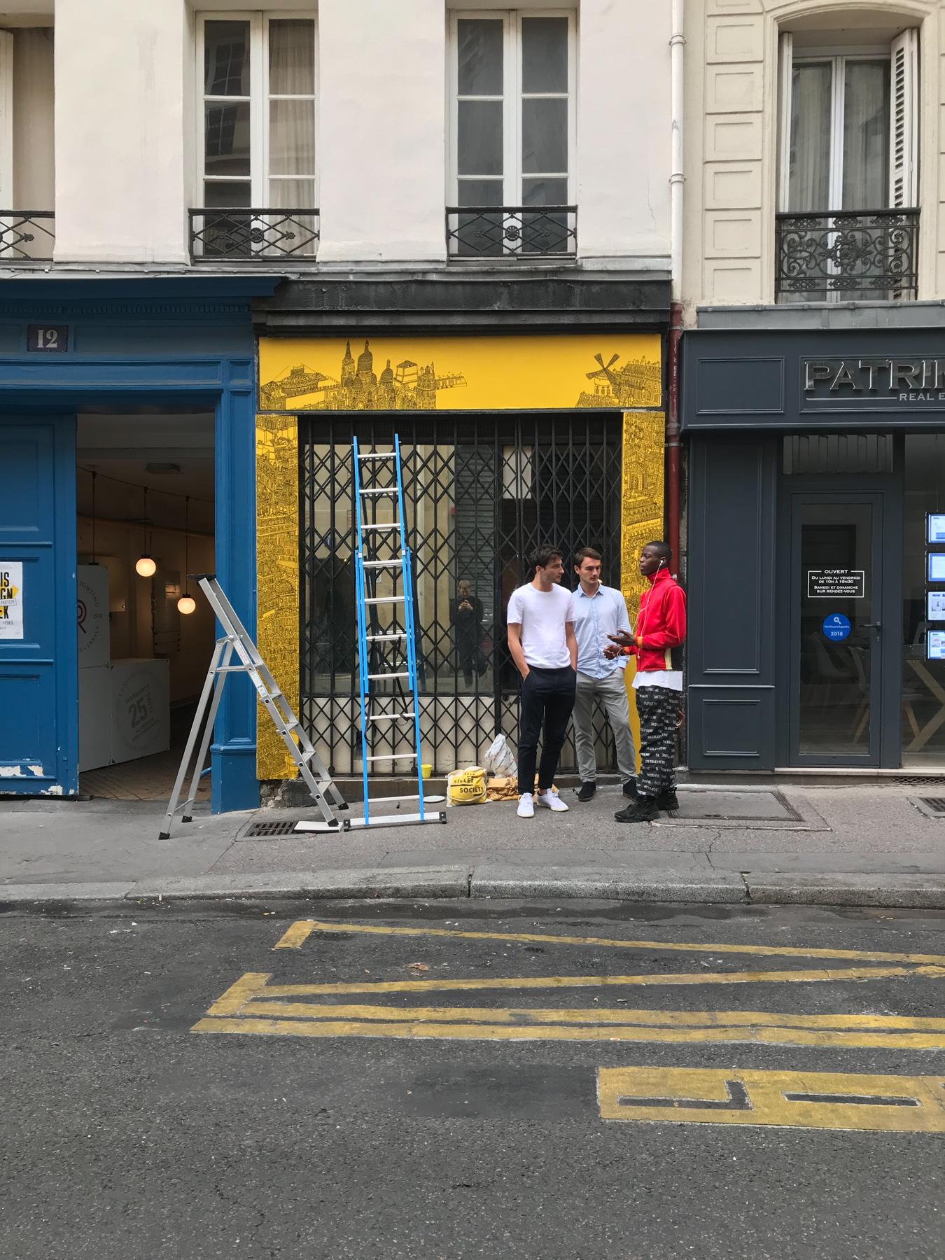 The Street Society,Paris, 2018