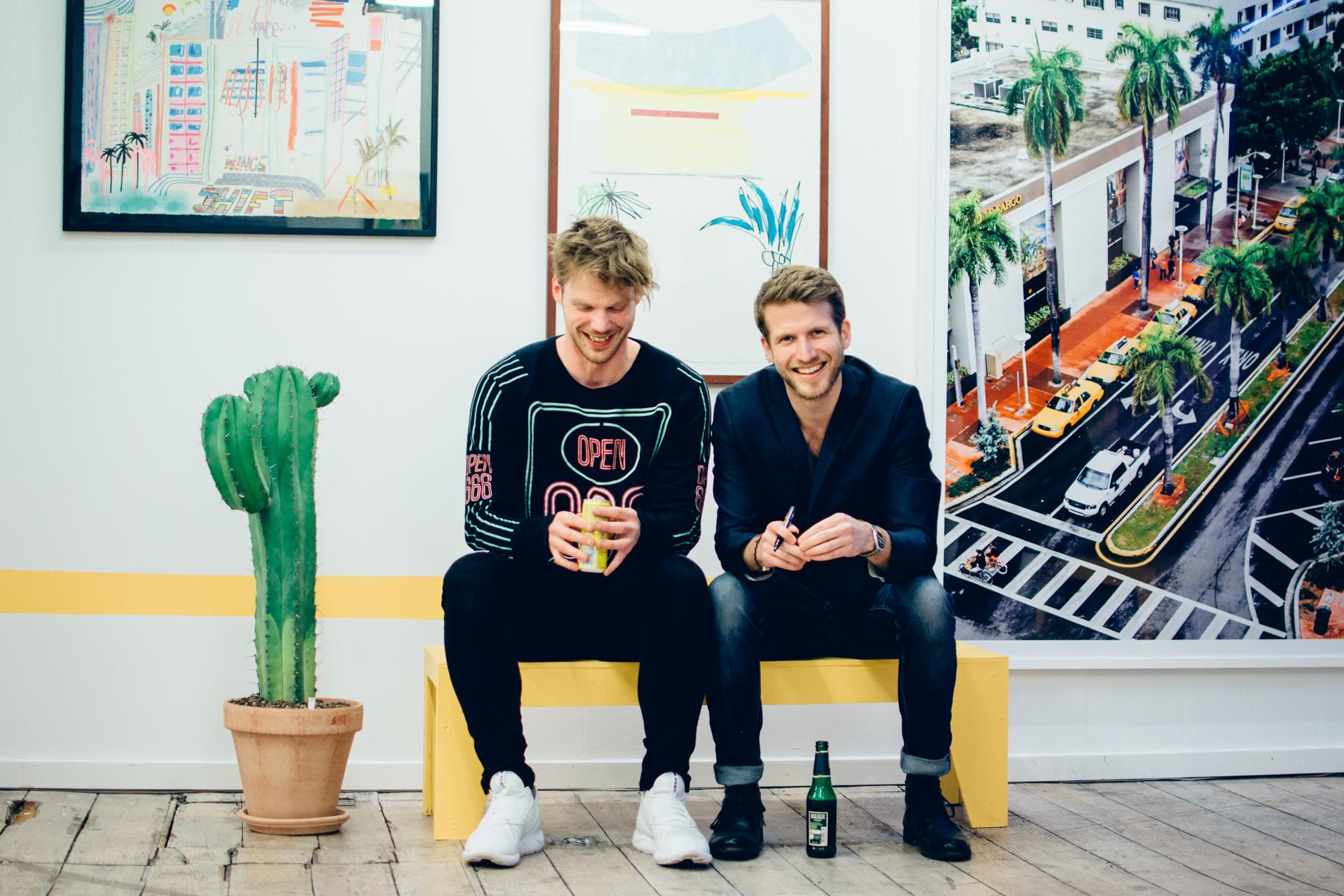 """Miami: On Location Off Season"", VESS SHOWROOM, Vesterbro, Copenhagen, April 2016"