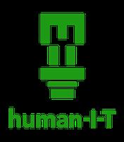 human-I-T masthead  logo