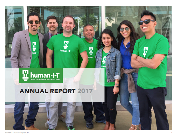 human-I-T annual report 2017